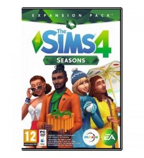 EA THE SIMS 4 EP5 SEASONS...