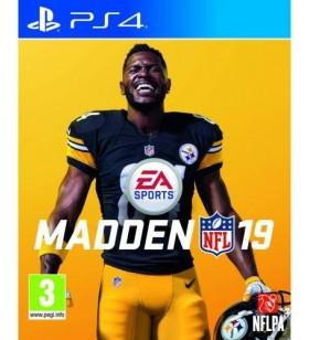 Joc Madden NFL 2019 - PS4...