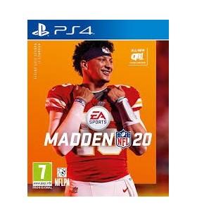 EA MADDEN NFL 20 PS4 CZ/HU/RO