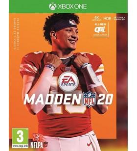 EA MADDEN NFL 20 XONE CZ/HU/RO