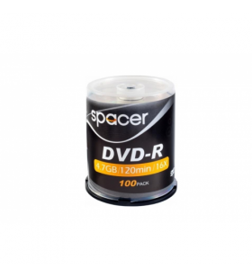 DVD-R SPACER  4.7GB,...