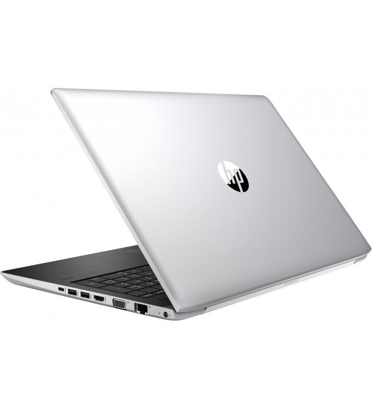 """HP ProBook 450 G5 Notebook Argint 39,6 cm (15.6"""") 1920 x 1080 Pixel Intel® Core™ i5 generația a 8a 8 Giga Bites DDR4-SDRAM 256"""