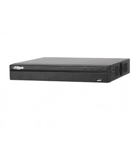 Dahua Europe NVR2108HS-8P-4KS2 sistem de înregistrare pentru camere de supraveghere (NVR) 1U Negru
