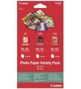 Canon Photo Paper Variety Pack 10x15cm VP-101 20coli - Lichidare stoc