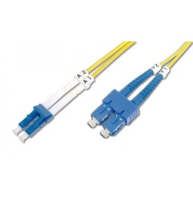 DIGITUS FO patch cord,...