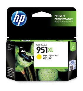 HP 951XL Original Galben...