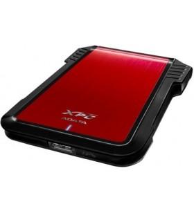 "RACK EXTERN ADATA 2.5"" HDD S-ATA to USB 3.1, EX500, black &amp red ""AEX500U3-CRD"""