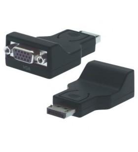 DP - VGA ADAPTER M/F/.