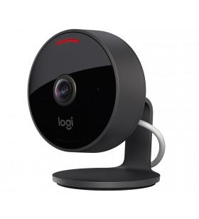 Logitech Circle View IP cameră securitate Interior & exterior Glonț Birou Perete 1920 x 1080 Pixel
