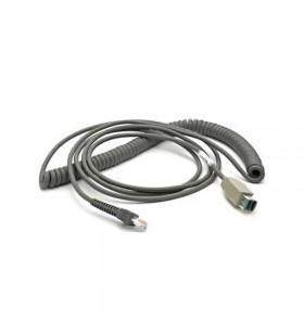 CBL SHLD USB PWR PL CONN...