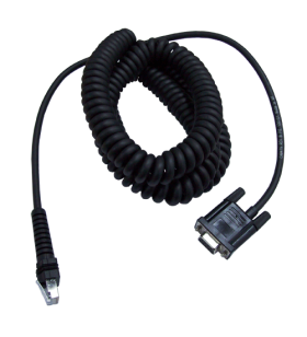Cable, RS-232, 9D, Female,...