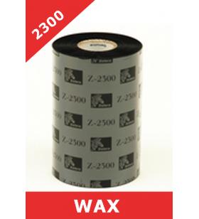 Wax Ribbon, 89mmx450m, 2300...