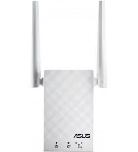 ASUS RP-AC55 1200 Mbit s Amplificator rețea Alb