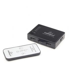 "HDMI interface switch, 5 ports, Gembird ""DSW-HDMI-53"""