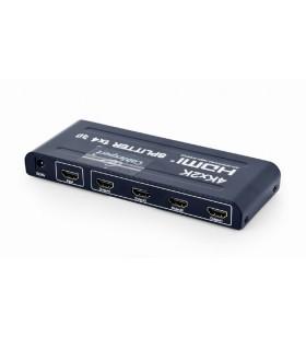 HDMI splitter, 4 ports