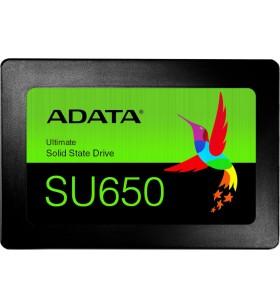 """SSD ADATA 2.5"""" SATA3  240GB Ultimate  SU650 3D TLC NAND R/W up to 520/450MB/s """"ASU650SS-240GT-R""""/45505633"""