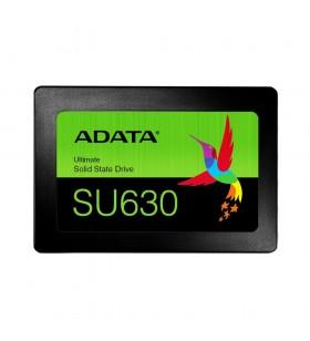 "SSD ADATA 2.5"" SATA3  480GB Ultimate  SU630 3D QLC NAND R/W up to 520/450MB/s ""ASU630SS-480GQ-R"""