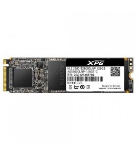 """SSD ADATA M.2 PCIe 128GB, Gen3 x4, XPG  SX6000 Lite 3D TLC NAND, R/W up to 1800/600MB """"ASX6000LNP-128GT-C"""""""