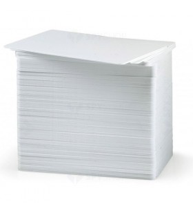 Zebra white PVC cards, 30...