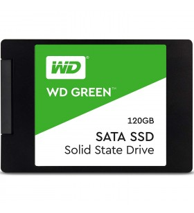"SSD WD 2.5"" SATA3  120GB, Green Series, 3D TLC ""WDS120G2G0A"""