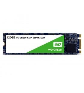 """SSD WD M.2 SATA3  120GB, Green Series, 3D TLC""""WDS120G2G0B"""""""