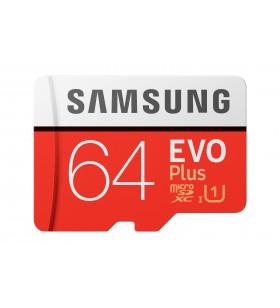 Samsung MB-MC64H memorii flash 64 Giga Bites MicroSDXC Clasa 10 UHS-I