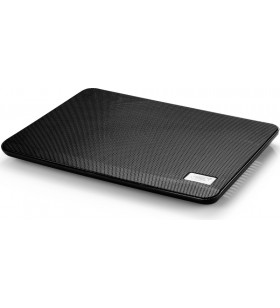 "STAND DEEPCOOL notebook 14"", sita metal, fan 14cm, black, ''N17BLACK''"