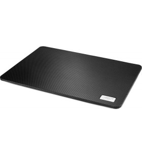 "STAND DEEPCOOL notebook 15.6"", sita metal, fan 18cm, buton control viteza fan, black, ''N1''"