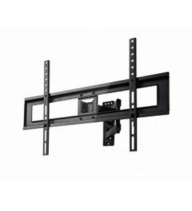 "SUPORT de perete pt. TV/monitor, ajustare orizontala, max. 65"", max. 35 Kg, Compatibil VESA max. 600 x 400 mm, Gembird ""WM-65R"