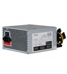"""SURSA SPACER 500 (300W for 500W Desktop PC), fan 120mm, 1x PCI-E (6), 4x S-ATA, retail box, """"SP-GP-500"""""""