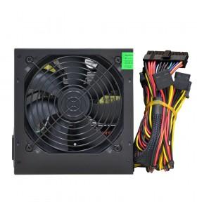 """SURSA SPACER 550 (300W for 550W Desktop PC), fan 120mm, 1x PCI-E (6+2), 3x SATA, 1x EPS (4+4), retail box, """"SPS-ATX-550"""""""