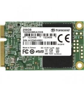 TRANSCEND 256GB mSATA SSD...
