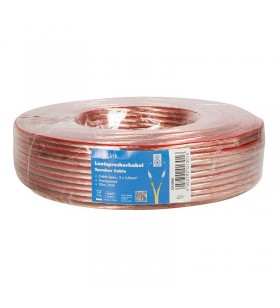 Speaker cable, 2x 2.5mm?,...
