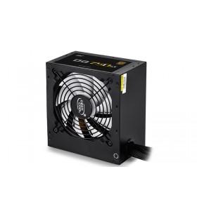 """SURSA DeepCool 750W (real), fan 120mm PWM, 80 Plus Gold, 87~90% eficienta, 4x PCI-E (6+2), 5x S-ATA """"DQ750ST"""""""