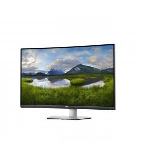 """DELL S Series S3221QS 81,3 cm (32"""") 3840 x 2160 Pixel 4K Ultra HD LCD Negru, Gri"""