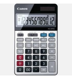 Canon HS-20TSC calculator Spaţiul de lucru Calculator financiar Negru, Argint