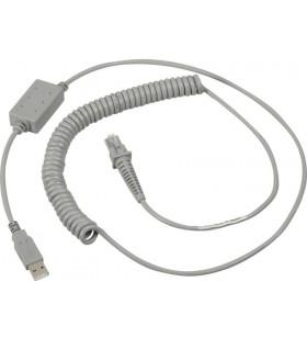 CAB-412 SH3757 USB COILED 5M/.