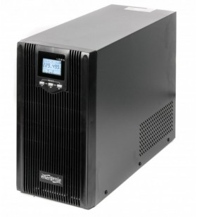 """UPS Energenie by Gembird 3000VA, Pure sine, 4x IEC 230V OUT, USB-BF, LCD Display """"EG-UPS-PS3000-01""""  ( include timbru verde 5"""
