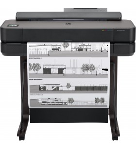 HP DesgnJet T650 24-in Printer imprimante de format mare