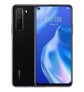 "Huawei P40 lite 5G 16,5 cm (6.5"") 6 Giga Bites 128 Giga Bites Dual SIM hibrid USB tip-C Negru Android 10.0 Huawei Mobile"