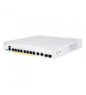 CBS350 Managed 8-port GE,...