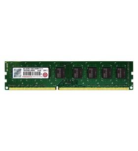 "DIMM  DDR3/1600  8192M  TRANSCEND *retail* ""TS1GLK64V6H"""