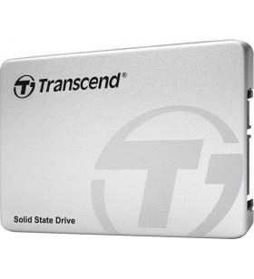 """SSD TRANSCEND 2.5"""" SATA3  120GB SSD220S 3D TLC NAND Aluminium """"TS120GSSD220S"""""""