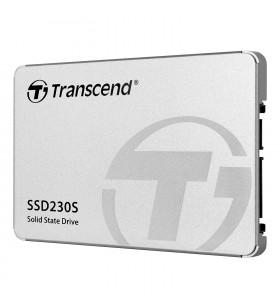 "SSD TRANSCEND SSD230S 128Gb 3D NAND TLC SATA 3 Aluminium ""TS128GSSD230S"" - Lichidare stoc"