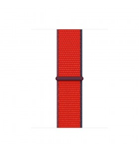 40MM (PRODUCT)RED SPORT LOOP/.