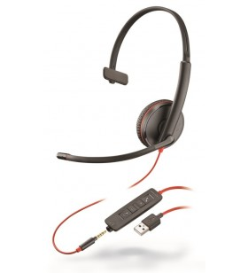BLACKWIRE C3215 USB-A/IN