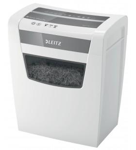 Leitz IQ Home Office P-4 tocătoare de hârtie Tocare foarte fină 22 cm Alb