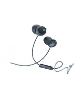 TCL SOCL300BK cască audio & cască cu microfon Căști În ureche Negru