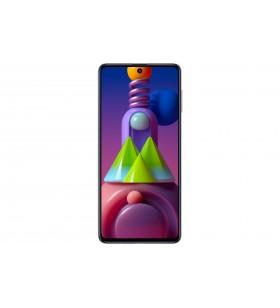 """Samsung Galaxy M51 17 cm (6.7"""") 6 Giga Bites 128 Giga Bites Dual SIM 4G USB tip-C Alb 7000 mAh"""