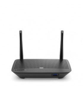 Linksys EA6350V4 router wireless Bandă dublă (2.4 GHz  5 GHz) Gigabit Ethernet Negru
